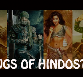 Trailer Review – Thugs Of Hindostan