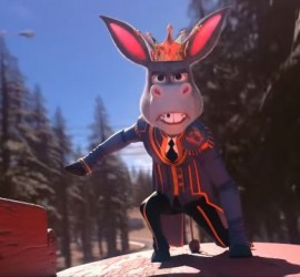 The Donkey King Trailer Released
