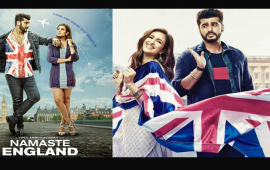Namaste England Movie review 3