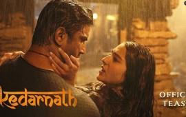 Kedarnath-teaser
