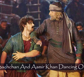 Vashmalle – Big B and Ace Khan Dance Together