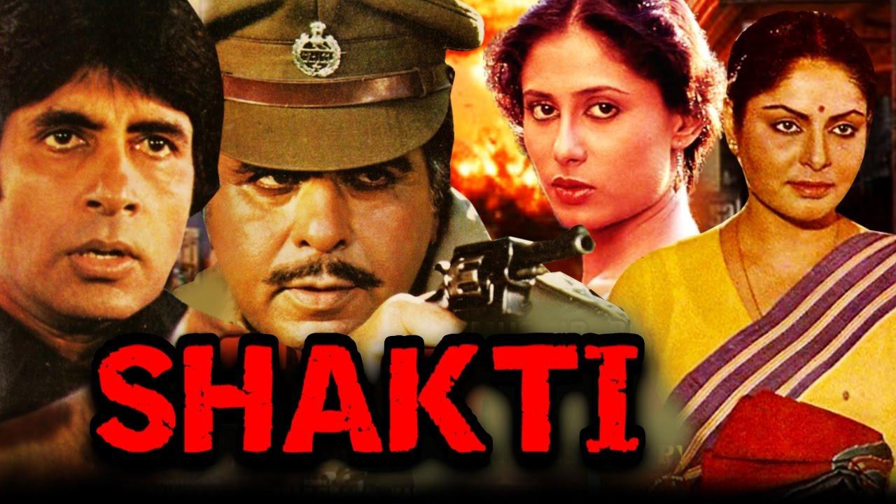 1 Amitab Bachchan in Shakti