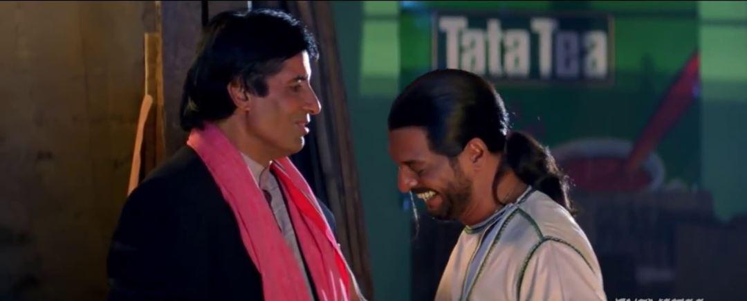 3 Amitabh Bachchan in Kohram