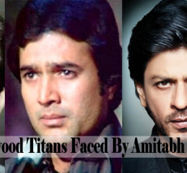 Amitabh Bachchan – Clash With On-Screen Titans