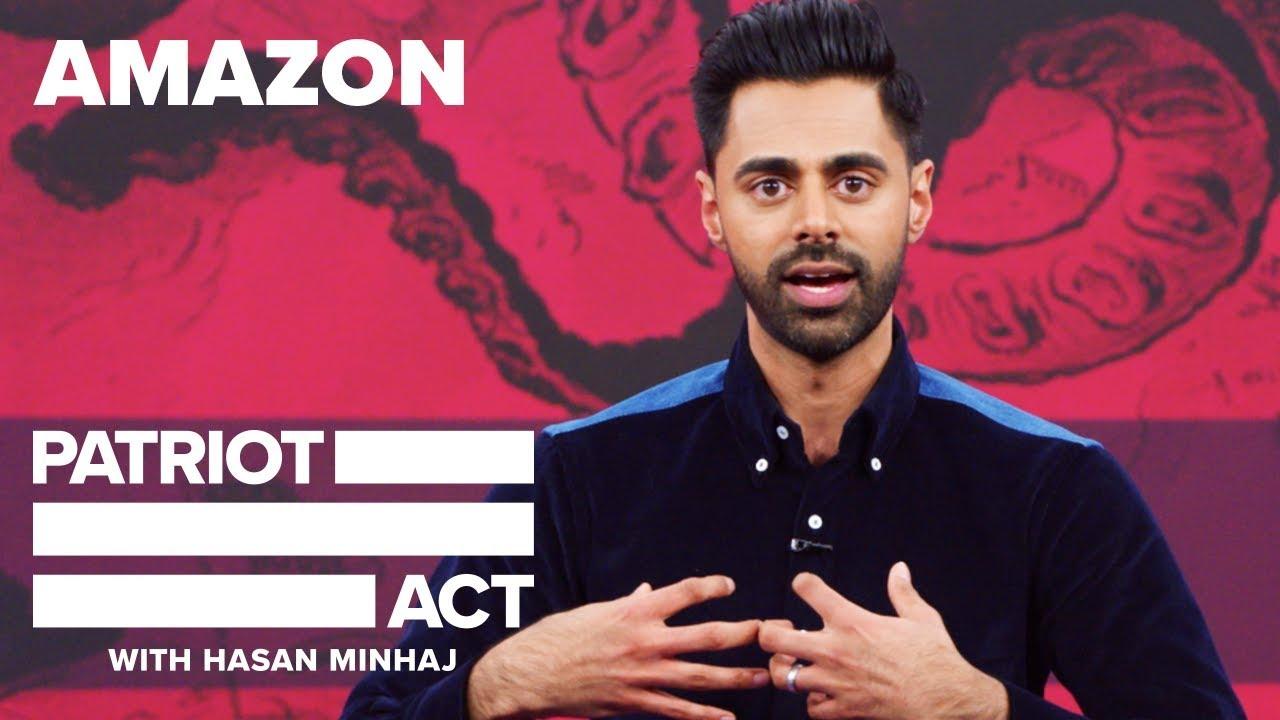 Hasan Minhaj Netflix Patriot Act 2