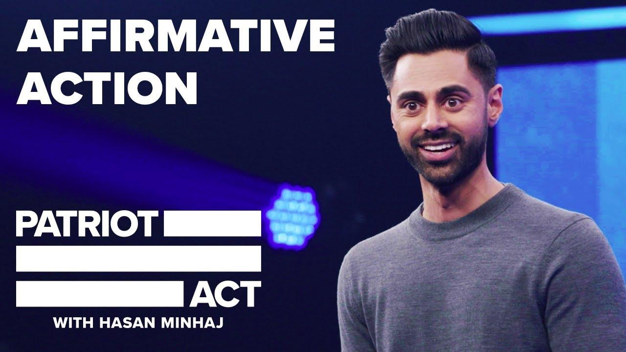 Hasan Minhaj Netflix Patriot Act 3
