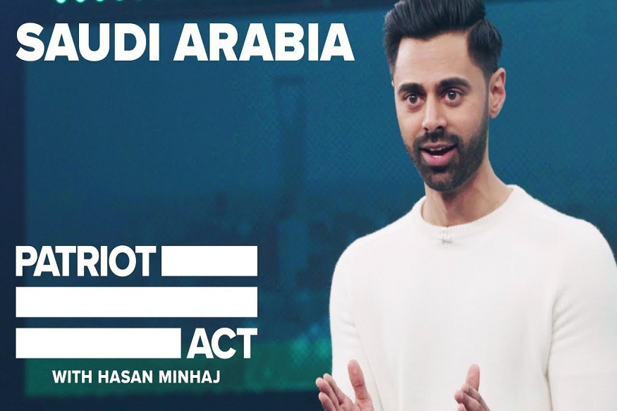 Hasan Minhaj Netflix Patriot Act 4