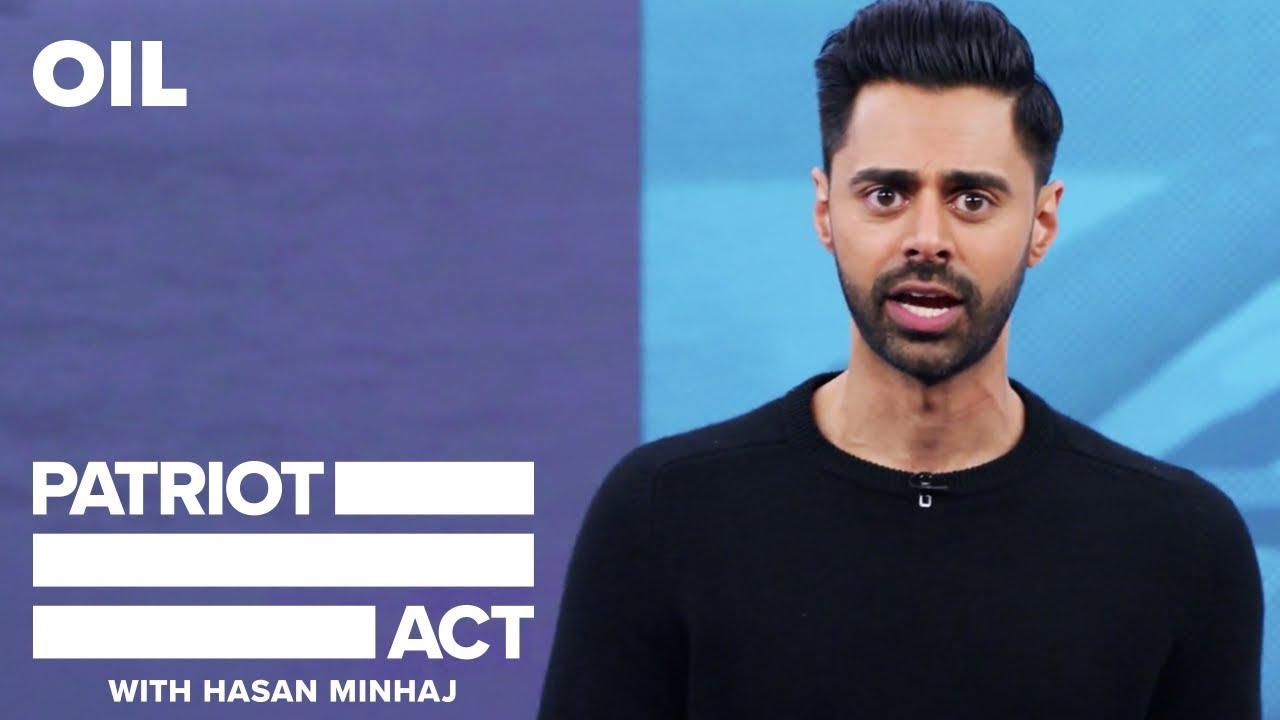 Hasan Minhaj Netflix Patriot Act 5