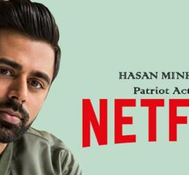 Patriot Act with Hasan Minhaj – A Glimpse