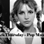 ThrowbackThursday – Pop Music Of 90's