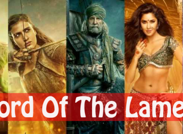 Thugs Of Hindostan – Lord Of The Lames