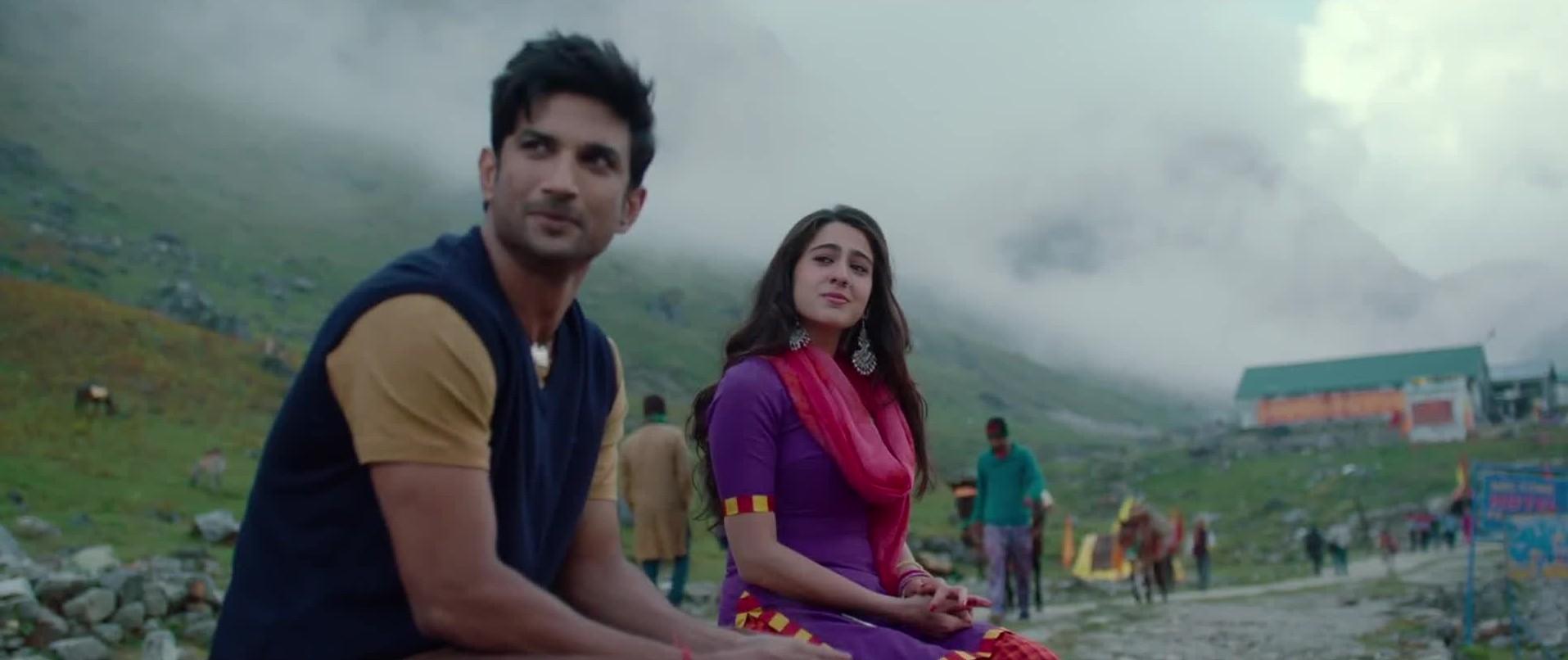 Kedarnath Trailer 3