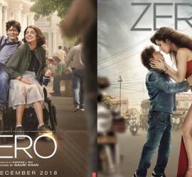 Zero – Bouncing From Meerut To Mumbai And Mars