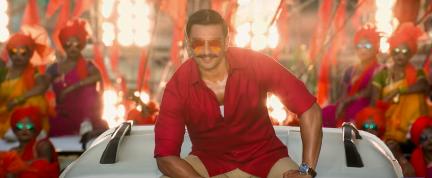 Simmba Trailer Review 1