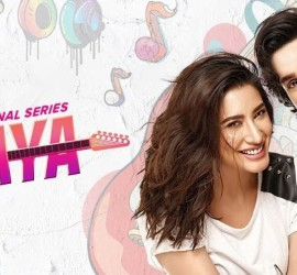 Mehwish Hayat In And As Enaaya – Web series Of Eros Now
