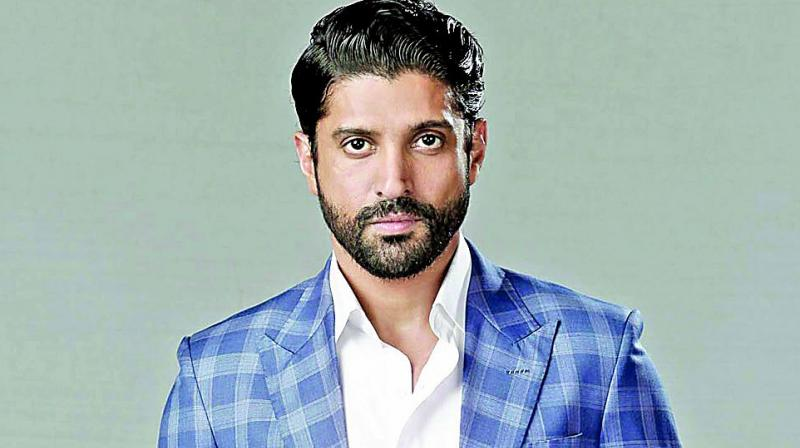 Farhan Akhtar birthday 2