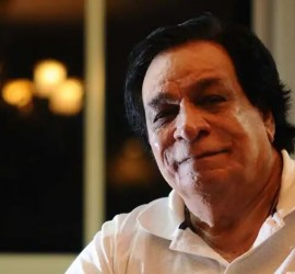 Kader Khan – Actor And Writer At Par